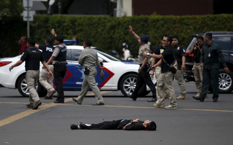 Indonesia terror attack