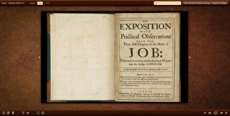 Puritan Book