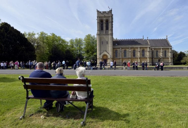 Church of England Limits Wedding, Baptism Attendance to Five People, Including Bride and Groom