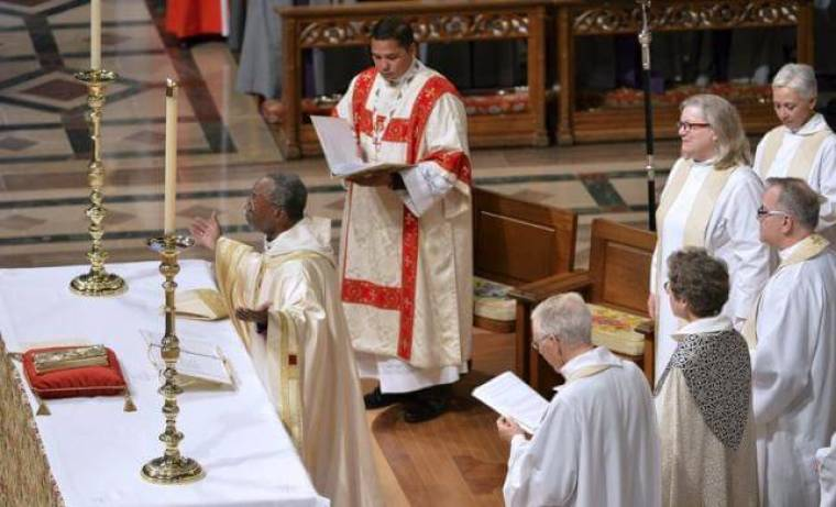 The Reverend Michael Bruce Curry