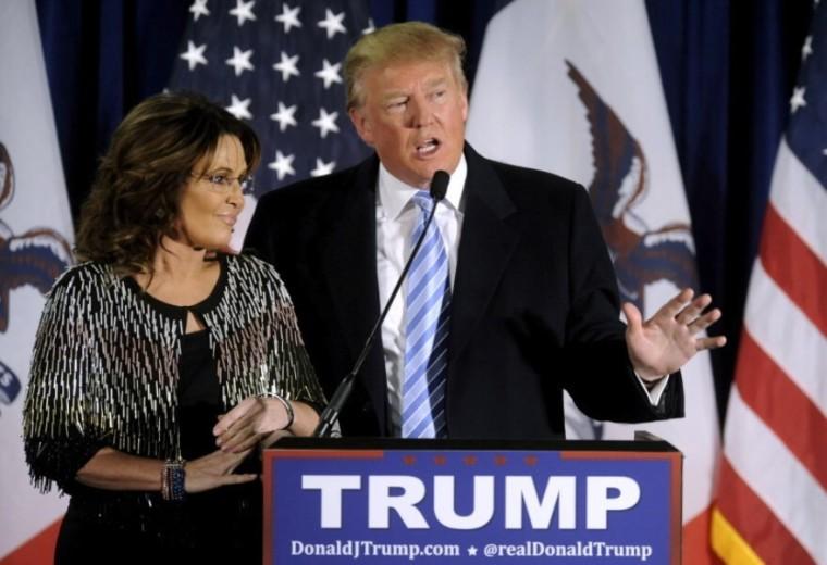 Donald Trump / Sarah Palin