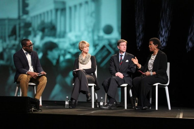 Evangelicals for Life panel with Dr. Freda Bush