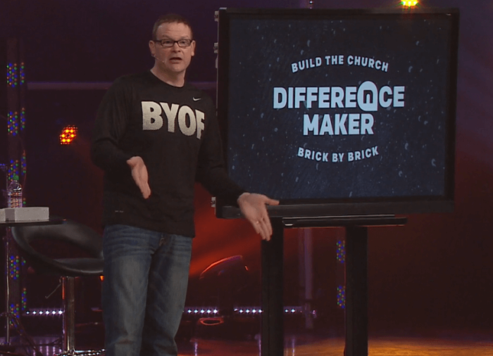 Perry Noble on the 6 Signs That Prove Church Is Making a Difference