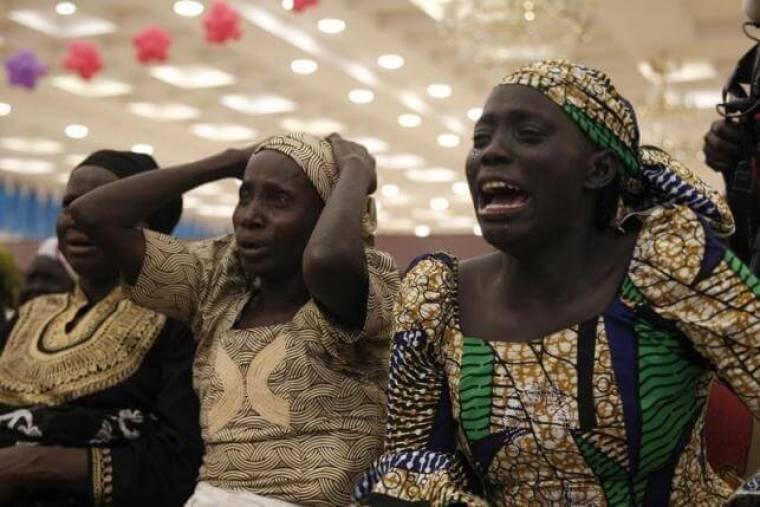 Chibok parents