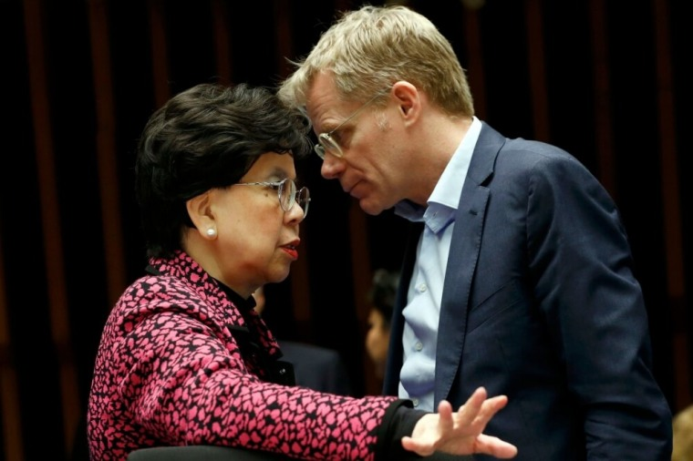 Margaret Chan, WHO
