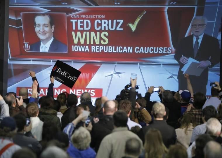 Ted Cruz will win the Iowa caucus