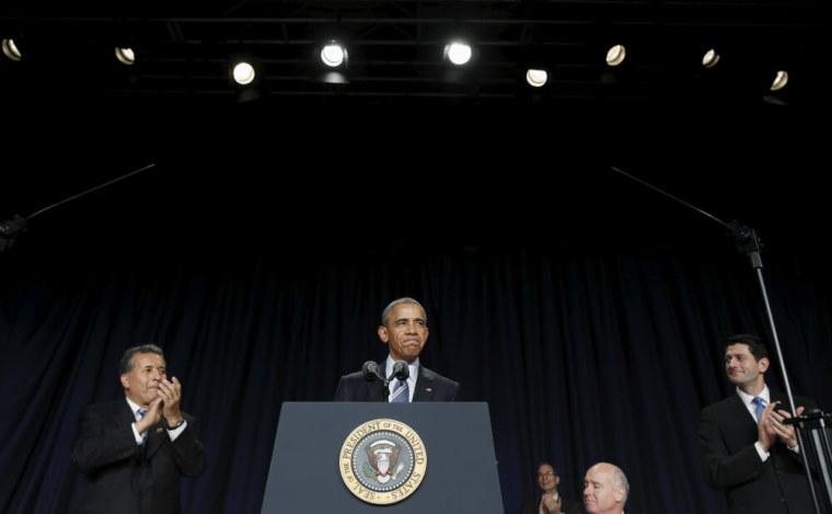 Barack Obama, Paul Ryan