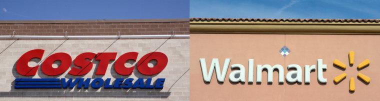 walmart vs costco