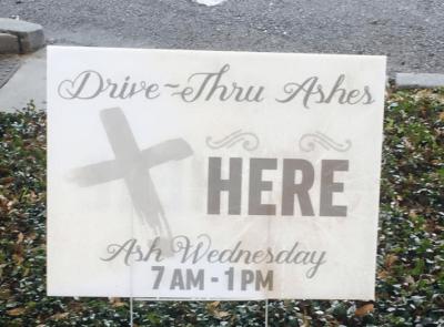 Drive Thru Ashes