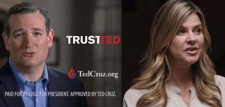 Ted Cruz, Amy Lindsay