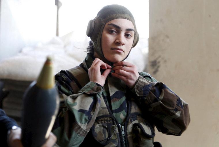 women battalion