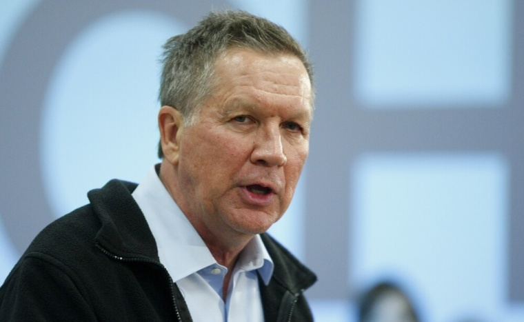 John Kasich Says Coronavirus Pandemic Has Allowed Him to Rediscover His Faith in Jesus