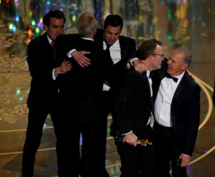 Spotlight' Wins Best Picture Oscar