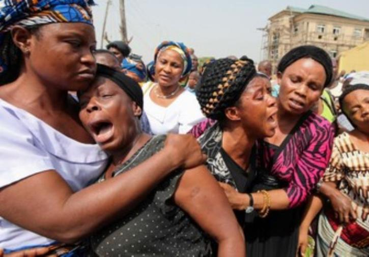 Christian Mother of 7 Hacked to Death in Nigeria While Preaching