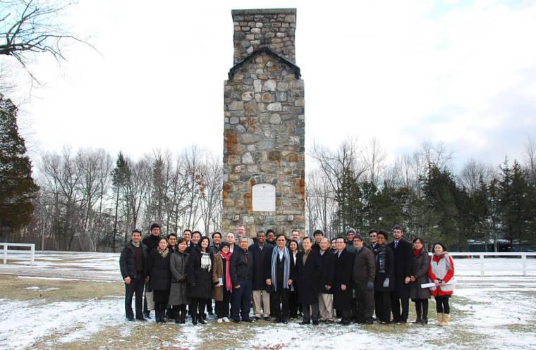 world olivet assembly dover monument