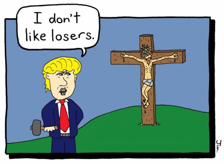 Donald Trump Easter