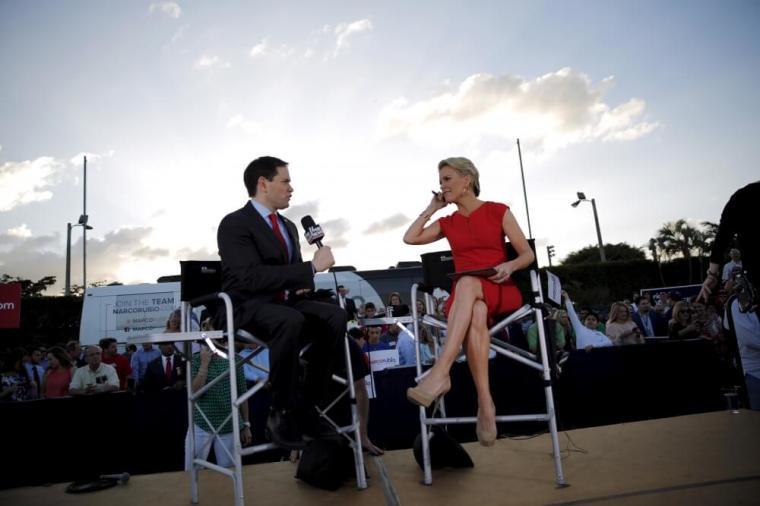 Marco Rubio, Megyn Kelly