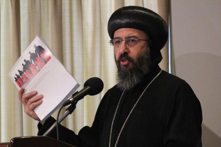 Coptic Bishop Anba Angaelos