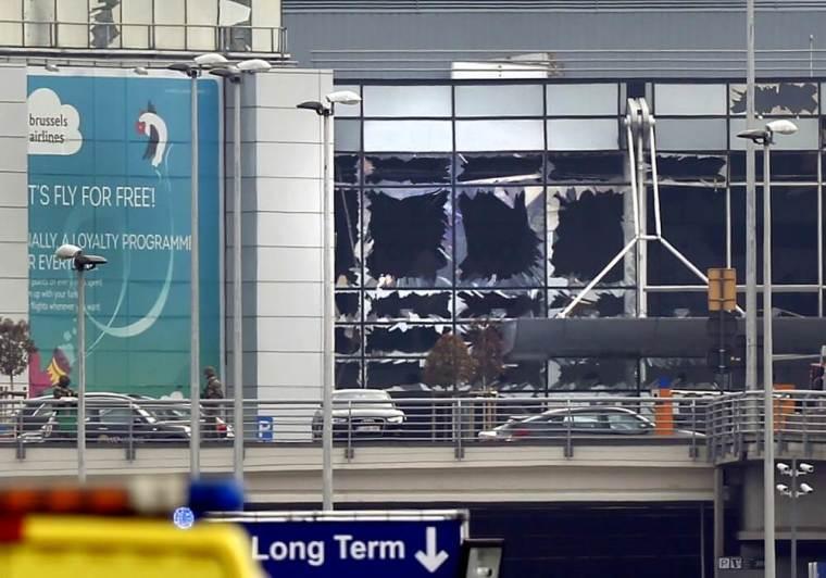 Belgium terror attacks