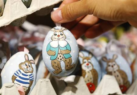 Candy Companies Face Heavy Scrutiny For Dropping Easter