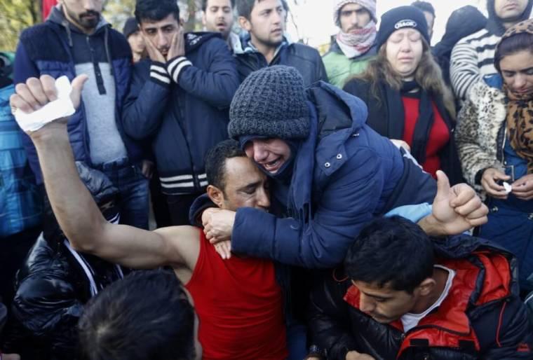 Iranian migrants