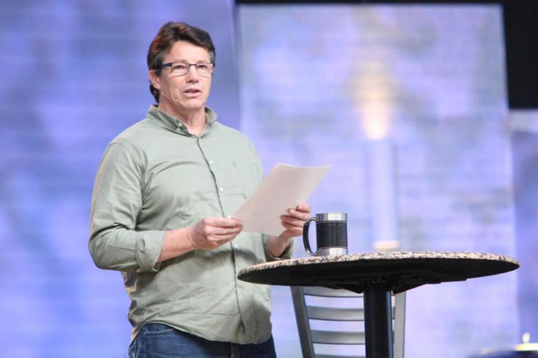 Danny Duchene saddleback church prison ministry