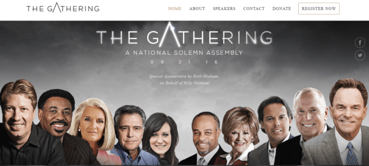 The Gathering 2016