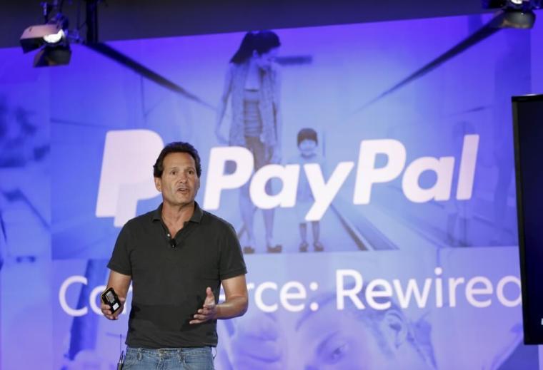 PayPal President and CEO designee Dan Schulman