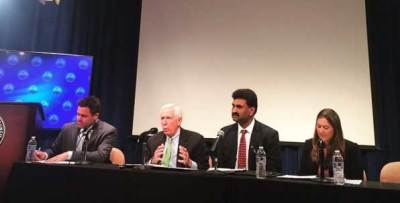 FRC panel with Frank Wolf