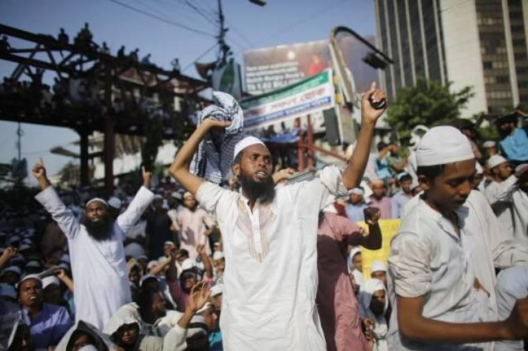 Islamic activists