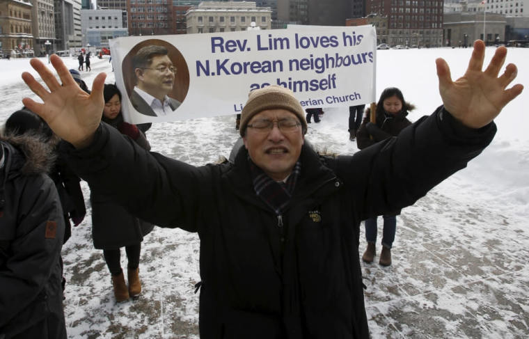 Canadian Pastor Hyeon Soo Lim