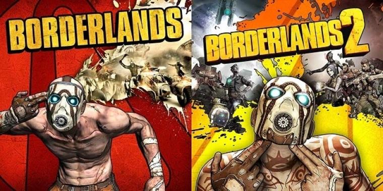 Gearbox Software's Borderlands series