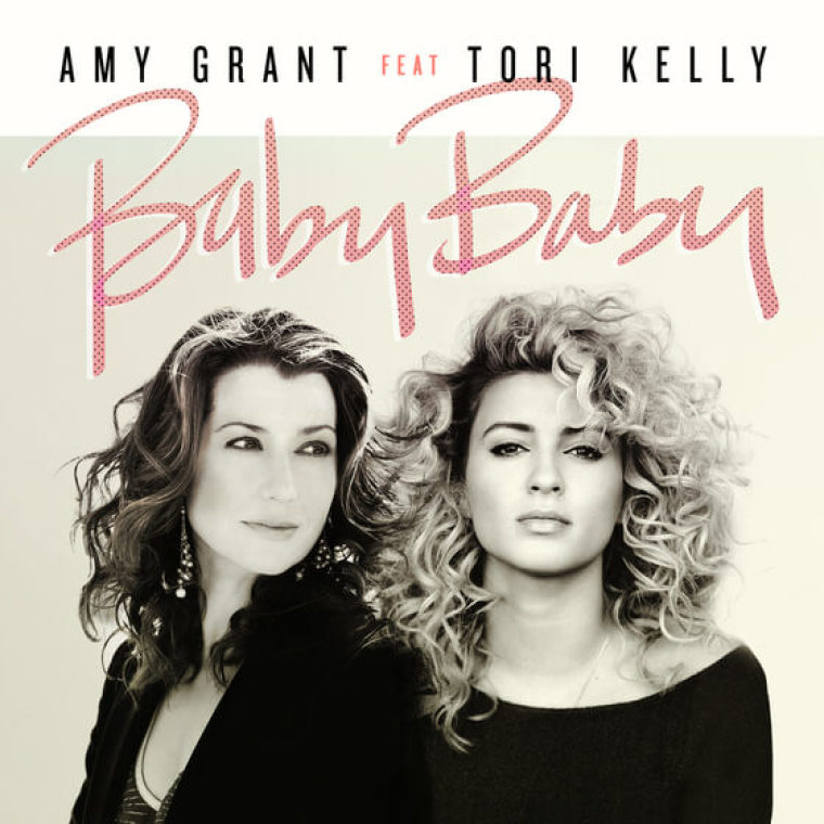 Amy Grant and Tori Kelly