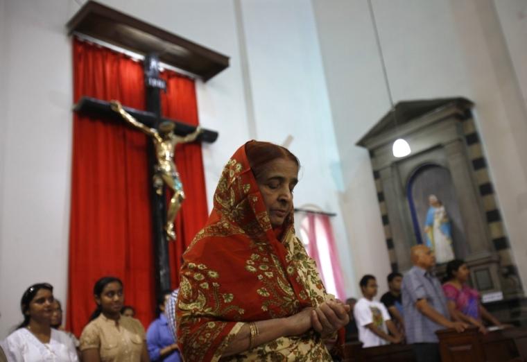 India Catholic church
