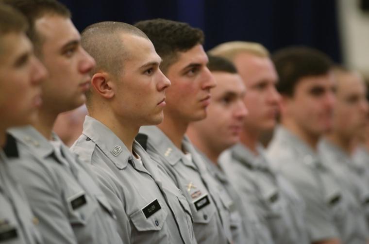 Citadel Cadets
