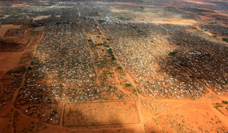 kenya refugee camp dadaab