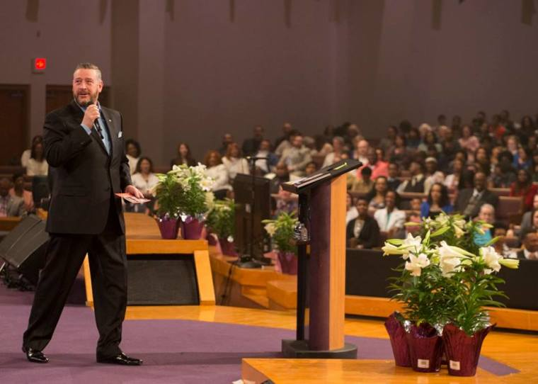Televangelist Rod Parsley under fire for claiming America's founders released all their slaves