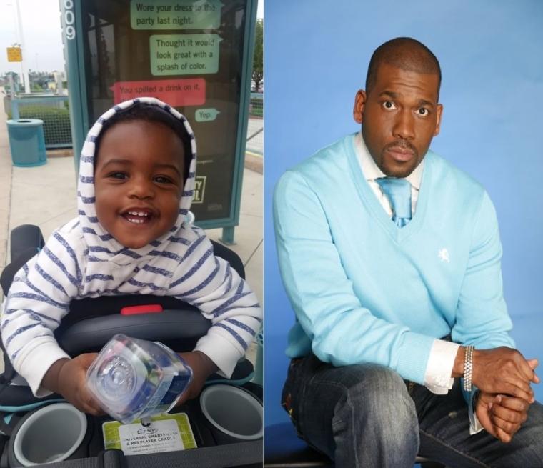 Jamal Bryant, Latoya Shawntee Odom, John Karston Bryant
