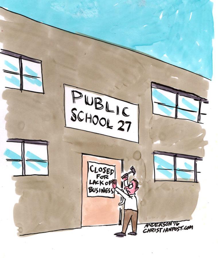 Is A Public School Backlash Coming?