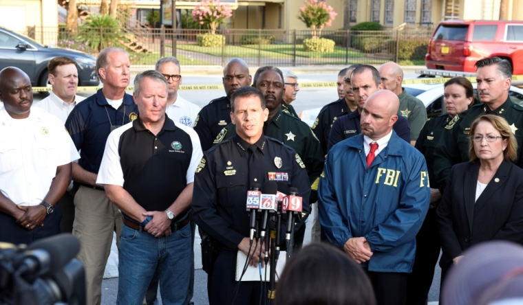 Pulse nightclub shooting in Orlando, Florida