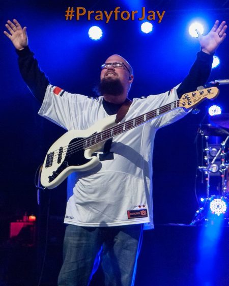 Big Daddy Weave Bassist Jason Weaver Able To Get Out Of Bed