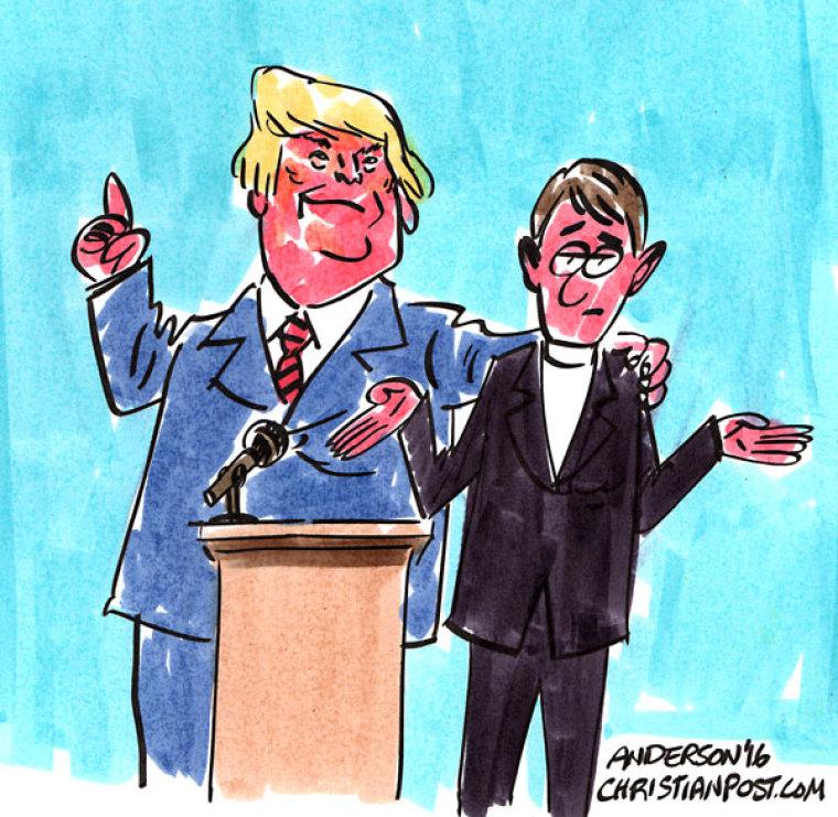 Are Evangelicals Resigned to Trump?