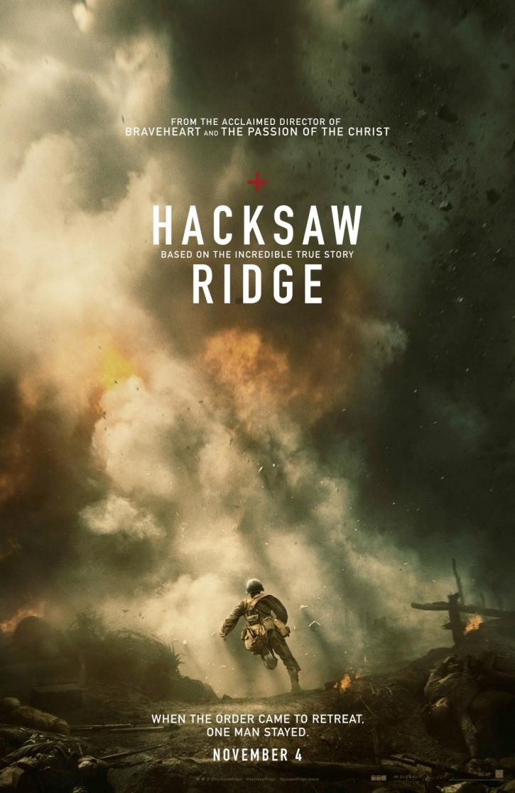 Mel Gibson's Film 'Hacksaw Ridge' Based on True Story of