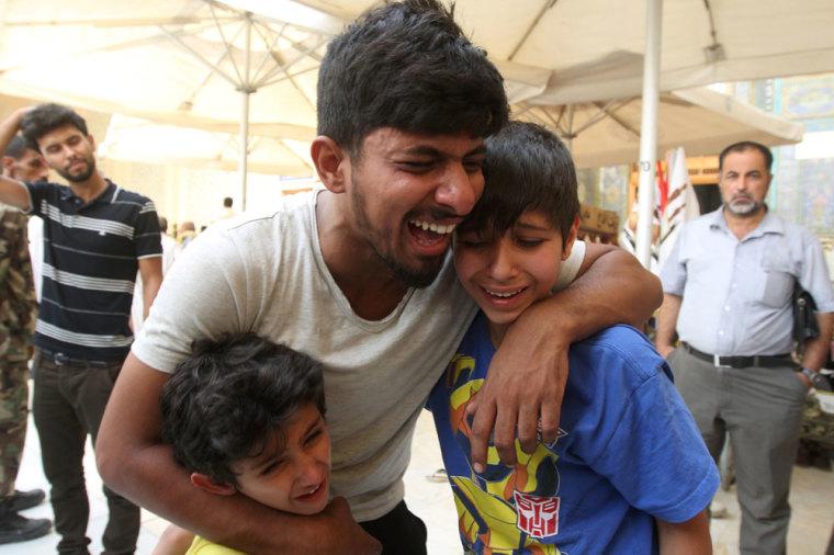baghdad iraq terror