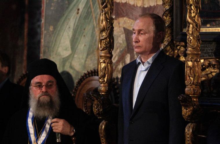russia church vladimir putin