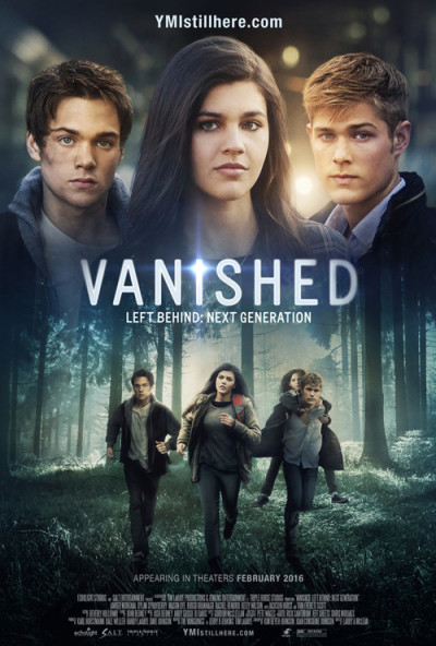Vanished   LeftBehind: Next Generation