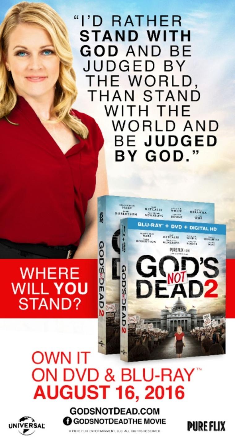 'God's Not Dead 2'