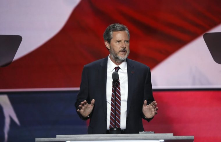 50 Pastors Who Graduated from Liberty University Demand Jerry Falwell Jr be 'Permanently Removed'