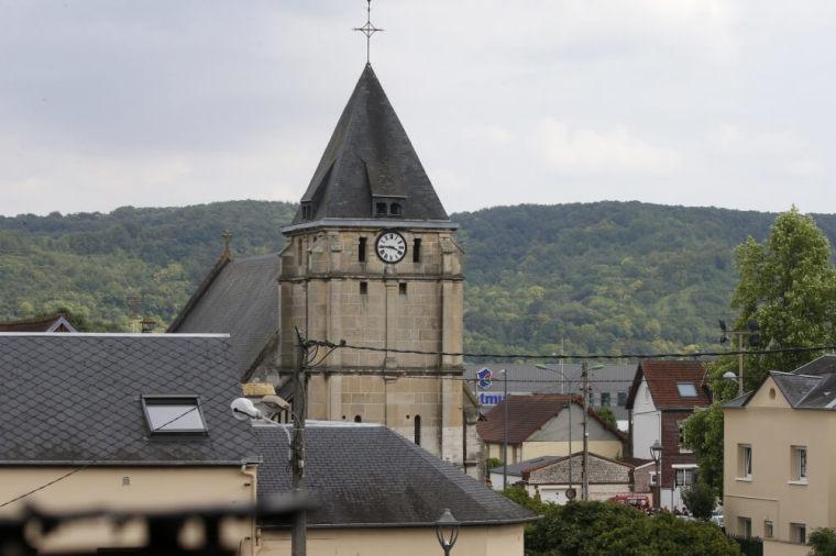 Saint-Etienne-du-Rouvray near Rouen