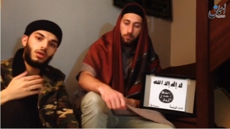 ISIS Normandy attackers